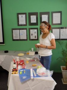 Heritage Circle Ladies - Cupcake Decorating Demo - Saint Giles
